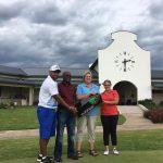 5 club, trophy, bonanza golf course, zambia, lusaka