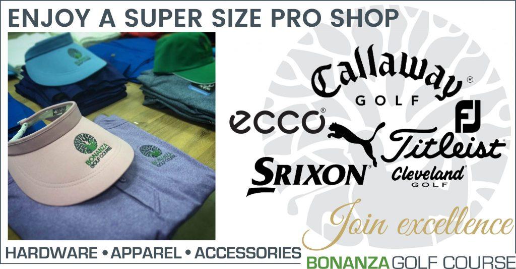 pro shop, callaway, srixon, puma, ecco, foot joy, titliest, bonanza golf course, zambia, lusaka