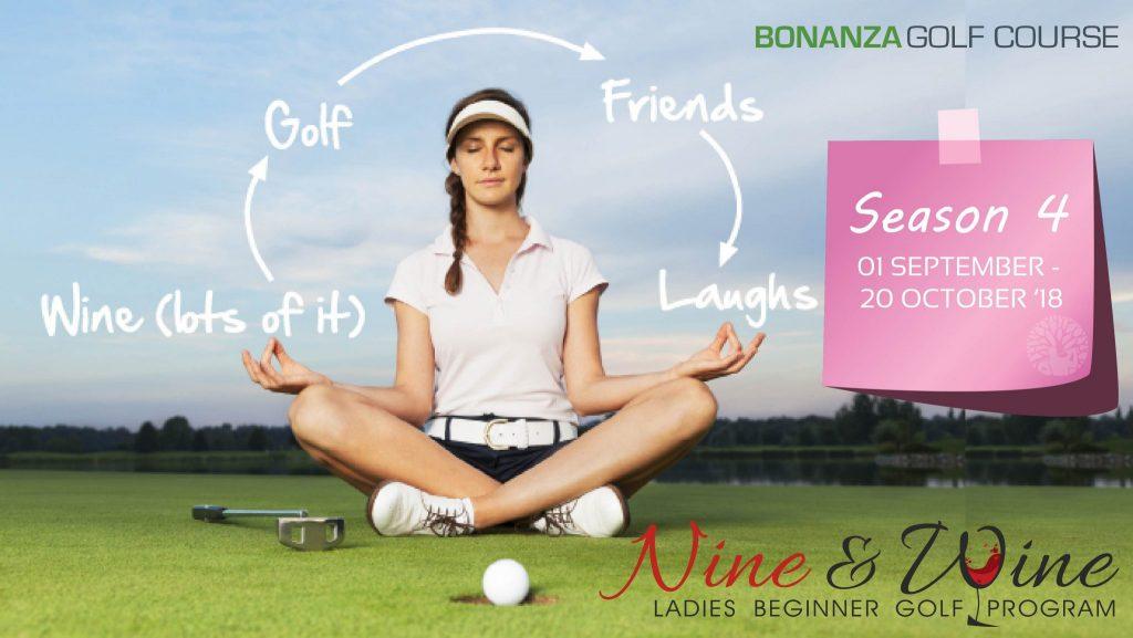 9ineandwine, ladies golf, beginner golf, learn the game, bonanza golf course, zambia, lusaka